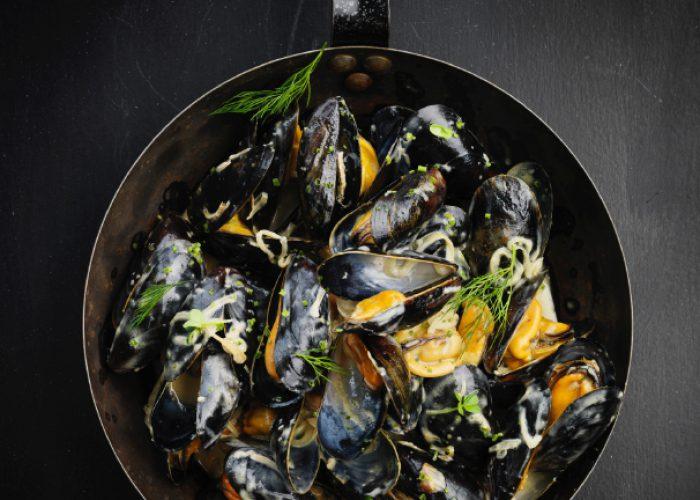 Matlagning på Restaurang Brygghuset