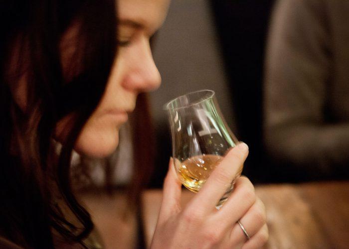 Whiskyprovning på Brygghuset