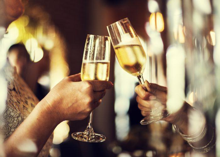 Nyårspaket på Restaurang Brygghuset och Slipens Hotell